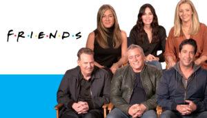 Друзья снова вместе на первых фотографиях и видео со встречи актерского состава сериала