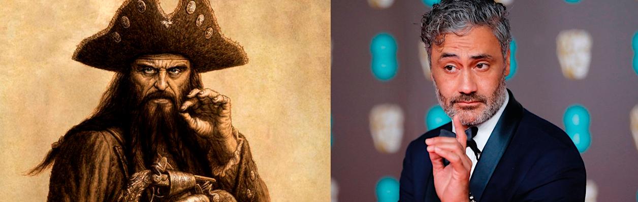 Тайка Вайтити сыграет пирата в комедийном сериале от HBO