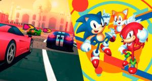 Horizon Chase Turbo и Sonic Mania бесплатно в EGS