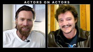 Видео: Юэн МакГрегор и Педро Паскаль обсуждают «Звёздные войны»