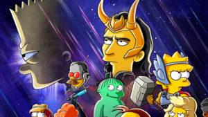 Disney+ готовит короткометражный мультфильм «The Simpsons: The Good, the Bart, and the Loki»