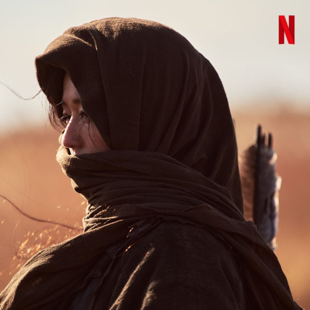Промо-фото сериала «Королевство: Ашин с Севера»