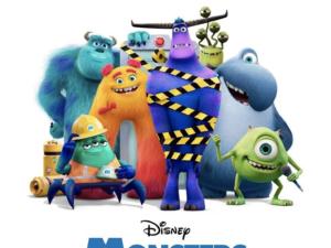 Disney+ представили первый полноценный трейлер мультсериала «Монстры на работе»