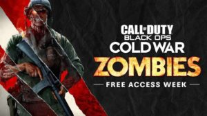 Мультиплеер и зомби-режим Call of Duty: Black Ops Cold War бесплатно целую неделю