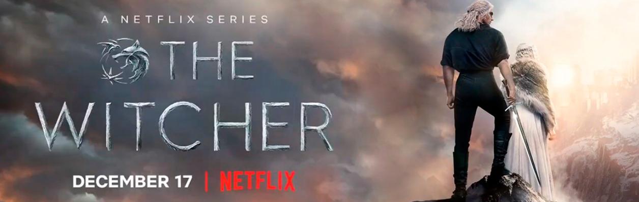 Второй сезон сериала «Ведьмак» выйдет 17 декабря. Есть первый тизер-трейлер!