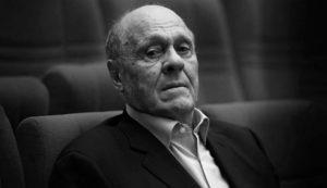 В возрасте 81 год ушёл из жизни актёр и режиссёр Владимир Меньшов