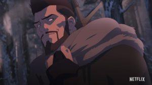 Новый тизер полнометражного аниме про Весемира в молодости